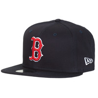 Clothes accessories Caps New-Era MLB 9FIFTY BOSTON RED SOX OTC Black