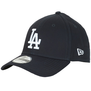 Clothes accessories Caps New-Era LEAGUE BASIC 39THIRTY LOS ANGELES DODGERS Black / White