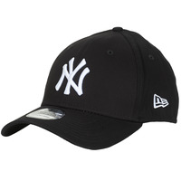 Clothes accessories Caps New-Era LEAGUE BASIC 39THIRTY NEW YORK YANKEES Black / White