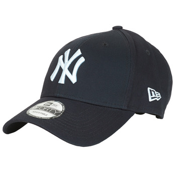Clothes accessories Caps New-Era LEAGUE BASIC 9FORTY NEW YORK YANKEES Marine / White
