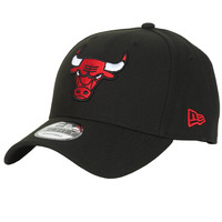 Clothes accessories Caps New-Era NBA THE LEAGUE CHICAGO BULLS Black / Red