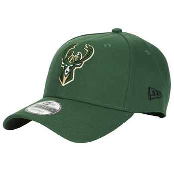 Clothes accessories Caps New-Era NBA THE LEAGUE MILWAUKEE BUCKS Green