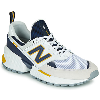 Shoes Men Low top trainers New Balance 574 White