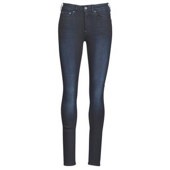 material Women Skinny jeans G-Star Raw 3301 HIGH SKINNY WMN Dk / Aged