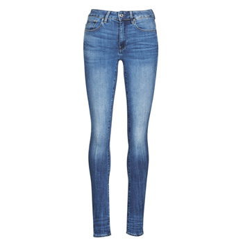 material Women Skinny jeans G-Star Raw 3301 High Skinny Wmn Blue