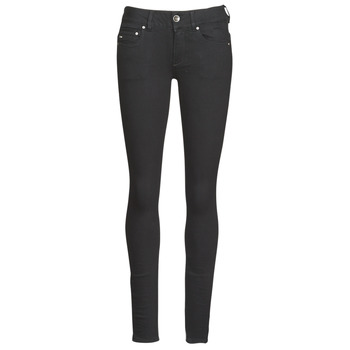 material Women Skinny jeans G-Star Raw MIDGE CODY MID SKINNY WMN Black
