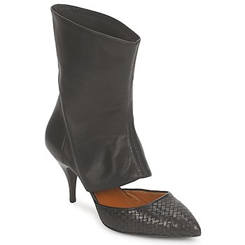 Shoes Women Ankle boots Stéphane Kelian IVAN Black