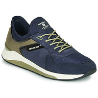Shoes Men Low top trainers Redskins ESTEVAN Marine / Kaki