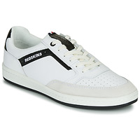 Shoes Men Low top trainers Redskins YELLE White / Black