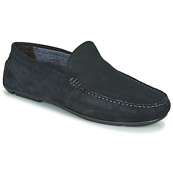 Shoes Men Loafers André BIOUTY Marine