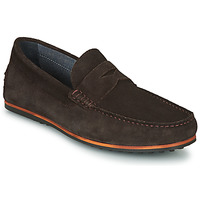 Shoes Men Loafers André SKY Brown