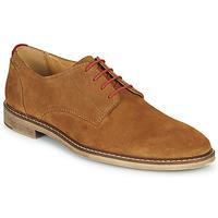 Shoes Men Derby shoes André SETIMA Cognac
