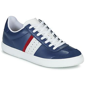 Shoes Men Low top trainers André STARTOP Blue