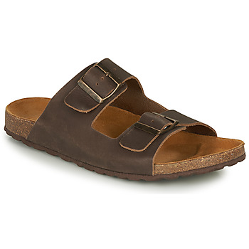 Shoes Men Sandals André VISON Brown