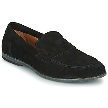 Shoes Men Loafers André HARLAND Black