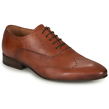 Shoes Men Brogue shoes André DOWNTOWN Cognac