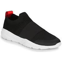 Shoes Men Low top trainers André ALVEOLE Black