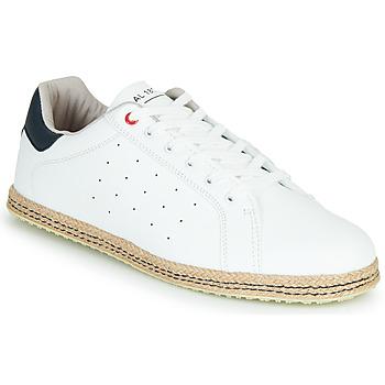 Shoes Men Espadrilles André STANISH White