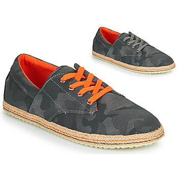 Shoes Men Espadrilles André LIANE Grey