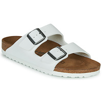 Shoes Women Mules Birkenstock ARIZONA White