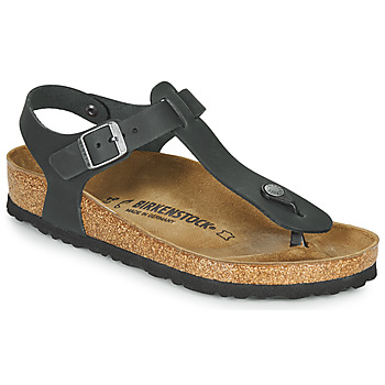 Shoes Women Flip flops Birkenstock KAIRO Black