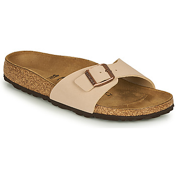 Shoes Women Mules Birkenstock MADRID Beige