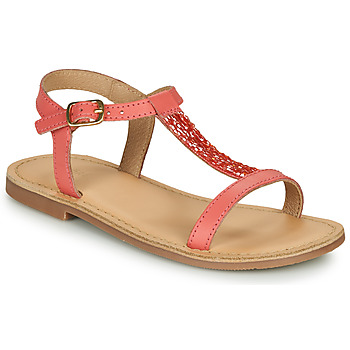 Shoes Girl Sandals André ASTRID Pink
