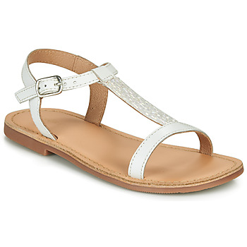 Shoes Girl Sandals André ASTRID White