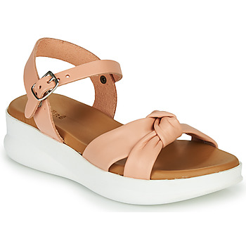 Shoes Girl Sandals André NORA Pink