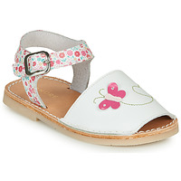 Shoes Girl Sandals André SILENA White