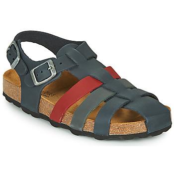 Shoes Boy Sandals André TOTEM Marine