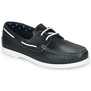 Shoes Men Boat shoes André NAUTING Marine