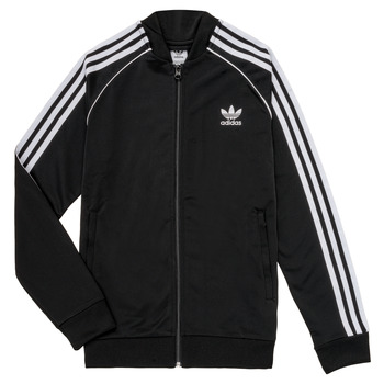material Children Jackets adidas Originals LYAM Black