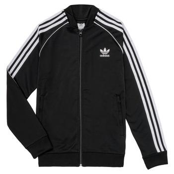 material Children Jackets adidas Originals LYAM Black