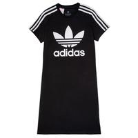 material Girl Short Dresses adidas Originals SALOME Black