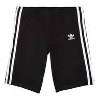 material Children Shorts / Bermudas adidas Originals EDDY Black