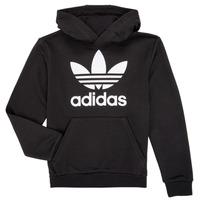 material Children sweaters adidas Originals ZACK Black