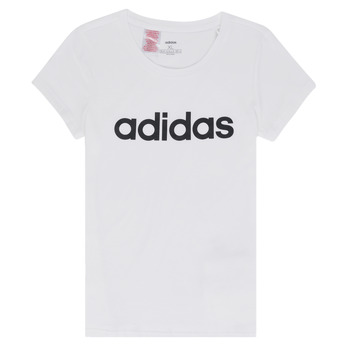 material Girl short-sleeved t-shirts adidas Performance NELIZO White