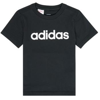material Boy short-sleeved t-shirts adidas Performance NATAZO Black