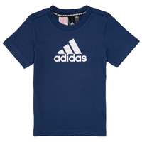 material Boy short-sleeved t-shirts adidas Performance BRIAN Marine