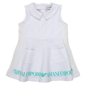 material Girl Short Dresses Emporio Armani Apollinaire White