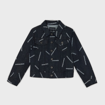 material Boy Denim jackets Emporio Armani Angelo Blue