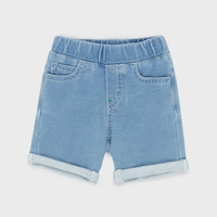 material Boy Shorts / Bermudas Emporio Armani Aurélien Blue