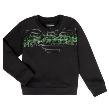 material Boy sweaters Emporio Armani Austin Black