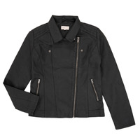 material Girl Leather jackets / Imitation le Only KONCARLA Black