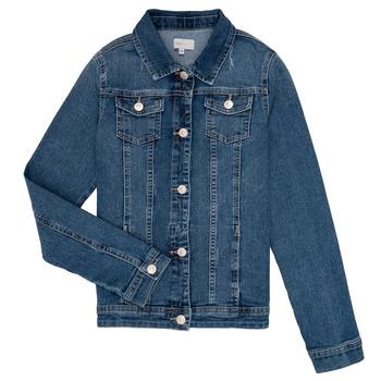 material Girl Denim jackets Only KONSARA Blue