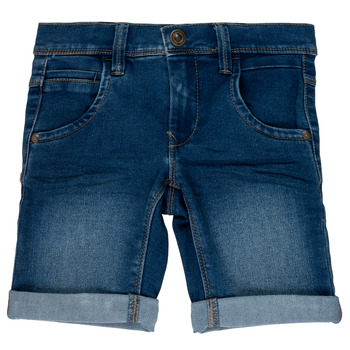 material Boy Shorts / Bermudas Name it NKMSOFUS Blue