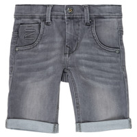material Boy Shorts / Bermudas Name it NKMTHEO Grey