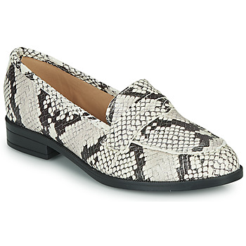 Shoes Women Loafers André EMERAUDE Beige