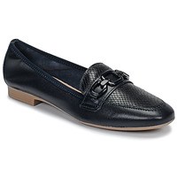 Shoes Women Loafers André MAYRA Marine